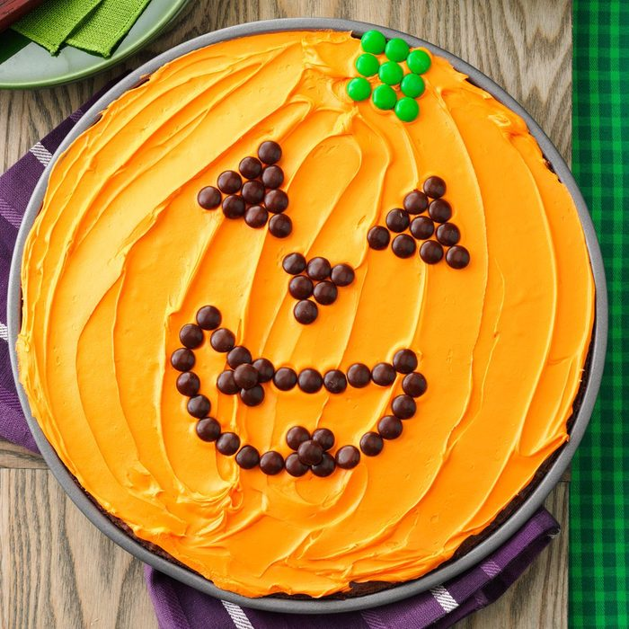 Sweet Treat: Great Pumpkin Brownie
