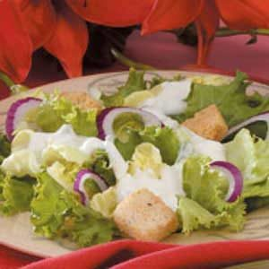 Low-Fat Blue Cheese Salad Dressing