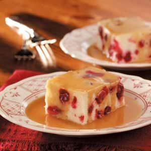 Saucy Cranberry Cake