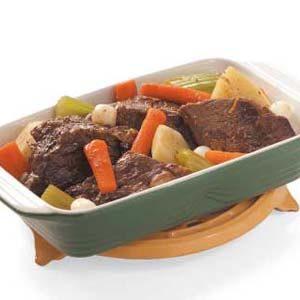 Maple Pot Roast