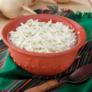 Turnip Coleslaw