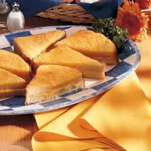 Double-Decker Cheese Melt