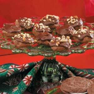 Caramel Chocolate Cookies