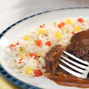 Festive Rice Medley