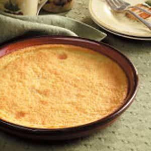 Blender Egg Custard