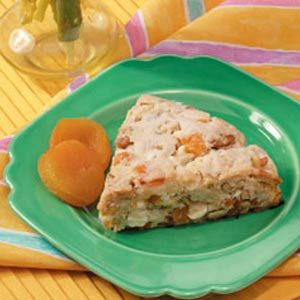 Apricot Chip Triangles