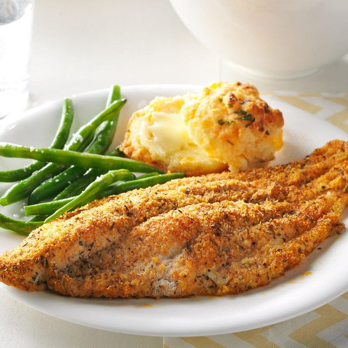 Cajun Baked Catfish