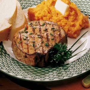 Pork Chops Dijon
