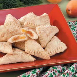 Apricot Empanadas