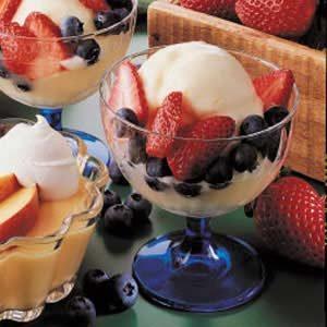 Berry Refresher Dessert