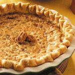 Date Pecan Pie