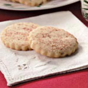 Anise Butter Cookies