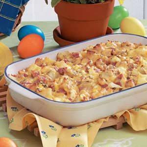 Ham 'n' Potato Casserole