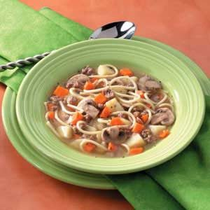 Flavorful Italian Soup