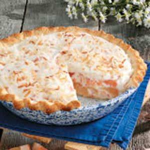 Grapefruit Pie
