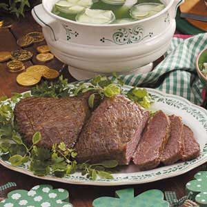 Spicy Corned Beef