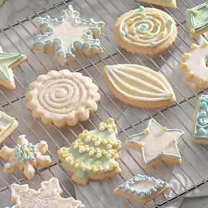 Vanilla Butter Cutouts