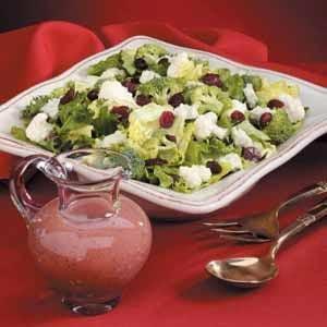 Tossed Cranberry Salad