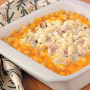 Creamy Ham 'n' Macaroni