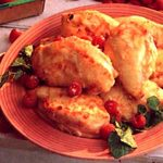 Raspberry Chicken