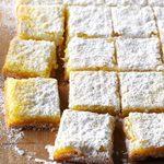 Almond-Coconut Lemon Bars