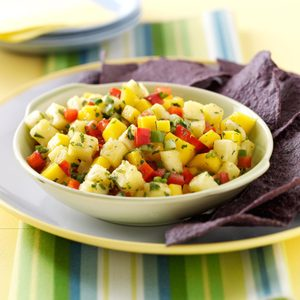 Mango Pineapple Salsa