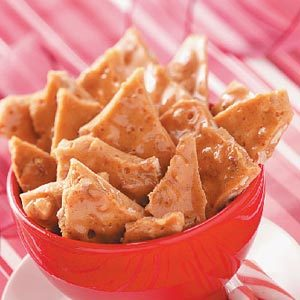 Cinnamon Walnut Brittle
