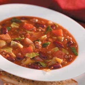 Wintertime Beef Soup
