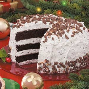 Southern Chocolate Torte