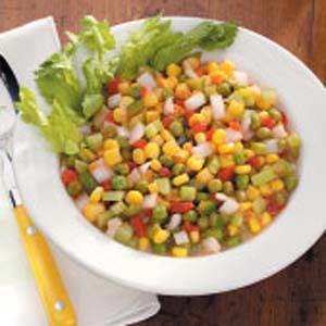 Classic Marinated Vegetables