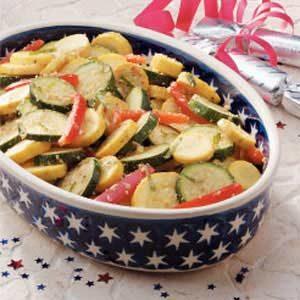 Summer Vegetable Saute