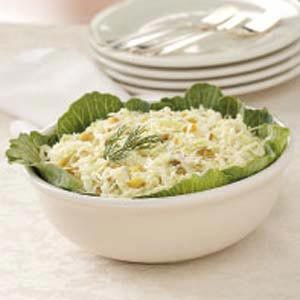 Dilly Coleslaw