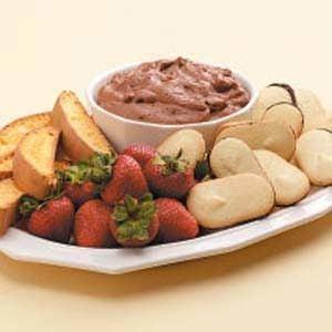 Creamy Hazelnut Dip