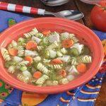 Chunky Turkey Vegetable Soup