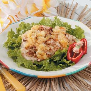 Pineapple Macadamia Chicken