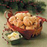 Italian Cheese Sesame Rolls