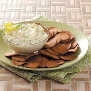 Cucumber Onion Dip