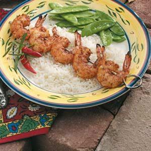 Spicy Cajun Shrimp