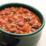 Chili with Barley