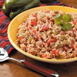 California-Style Spanish Rice