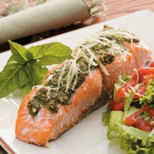 Basil Salmon