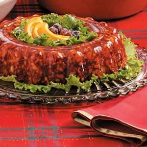 Christmas Cranberry Salad