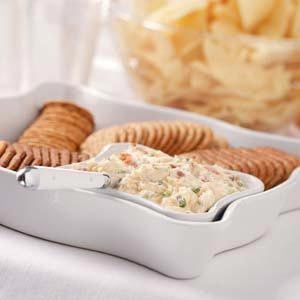 Garlic-Onion Cheese Spread