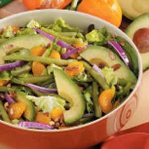Green Bean Tossed Salad