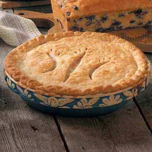 Chicken Cream Pie