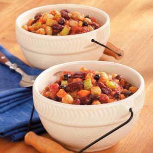 Hearty Bean Stew