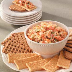 Chunky Crawfish Spread