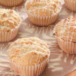 White Chocolate Macadamia Muffins