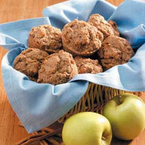 Golden Raisin Bran Muffins