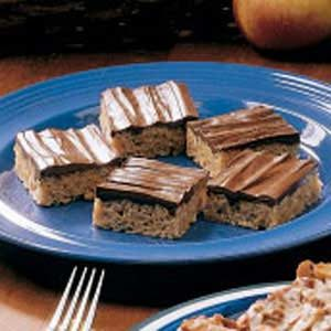 Chocolate Peanut Butter Treats